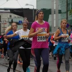 SEB Tallinna Maratoni Sügisjooks 10 km - Margit Sammul (2889)
