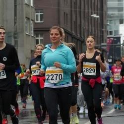 SEB Tallinna Maratoni Sügisjooks 10 km - Aire Eensalu (2270)