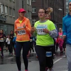 SEB Tallinna Maratoni Sügisjooks 10 km - Andi Nõmmela (1154), Kätlin Luik (4286)