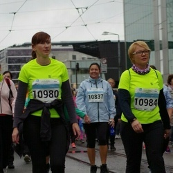 SEB Tallinna Maratoni Sügisjooks 10 km - Annika Leek (10980), Marju Tooding (10984)