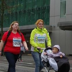 SEB Tallinna Maratoni Sügisjooks 10 km - Veronika Murakajeva (10936), Anna Gusseva (10937)