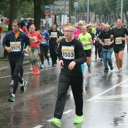 SEB Tallinna Maratoni Sügisjooks 10 km - Olavi Kask (3975), Marko Sikk (4353), Alex Hrustov (4503)