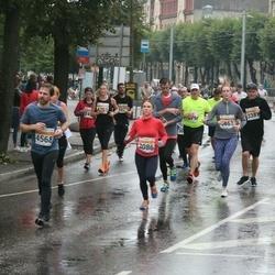 SEB Tallinna Maratoni Sügisjooks 10 km - Shannon O'connor (3086), Aleksandr Erm (3381), Arno Dae (4568), Kirill Melesin (9281)