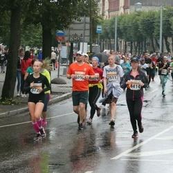 SEB Tallinna Maratoni Sügisjooks 10 km - Natalja Frolova (4414)