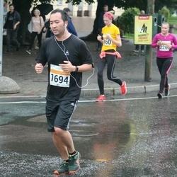 SEB Tallinna Maratoni Sügisjooks 10 km - Tsubasa Yoshito (1694)