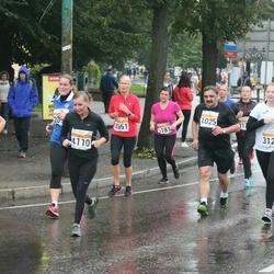 SEB Tallinna Maratoni Sügisjooks 10 km - Kadri Vaarmets (3120), Ly Aruväli (4110)