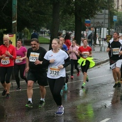 SEB Tallinna Maratoni Sügisjooks 10 km - Arne Sarapuu (1025), Kadri Vaarmets (3120)