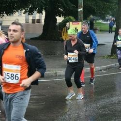 SEB Tallinna Maratoni Sügisjooks 10 km - Anu Nõulik (3046)