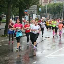 SEB Tallinna Maratoni Sügisjooks 10 km - Anita Kancane (1841), Margit Toim (3811)