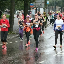 SEB Tallinna Maratoni Sügisjooks 10 km - Sandra Sturite (1848), Kristel Klaas (2829)