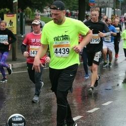 SEB Tallinna Maratoni Sügisjooks 10 km - Martin Pius (4439)