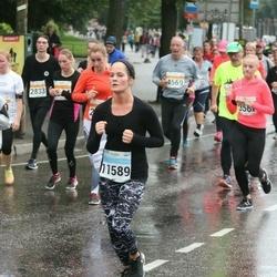 SEB Tallinna Maratoni Sügisjooks 10 km - Mona Lipponen (11589)