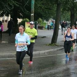 SEB Tallinna Maratoni Sügisjooks 10 km - Annika Sorokin (2269)