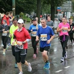 SEB Tallinna Maratoni Sügisjooks 10 km - Brandy Fagan (885), Riina Tõnisson (3623), Jaanu Mühlberg (4149)