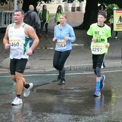 SEB Tallinna Maratoni Sügisjooks 10 km - Anastassia Samsonova (2563), Birk Birger Arop (4297), Dmitri Laasik (4460)