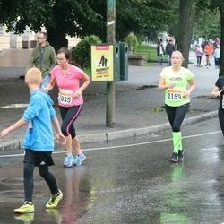 SEB Tallinna Maratoni Sügisjooks 10 km - Kairi Ennok (2159), Marju Liiv (2274)