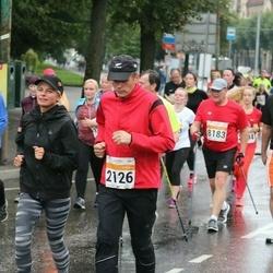 SEB Tallinna Maratoni Sügisjooks 10 km - Enno Bender (2126)