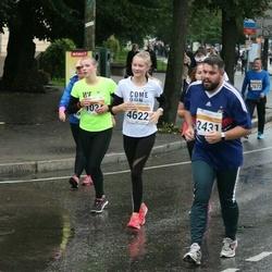 SEB Tallinna Maratoni Sügisjooks 10 km - Meelis Mets (2431), Lizeth Marii Salm (4622)