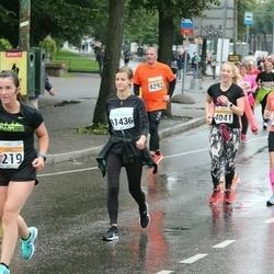 SEB Tallinna Maratoni Sügisjooks 10 km - Kertu Jõgi (3238), Marielle Jõgi (4041), Gladi Sivard (11436)