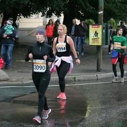 SEB Tallinna Maratoni Sügisjooks 10 km - Tiiu Aavik (1994)