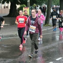 SEB Tallinna Maratoni Sügisjooks 10 km - Jane Ird (8162), Lauri Otsmann (8884)