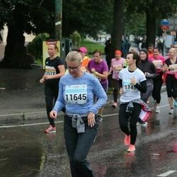 SEB Tallinna Maratoni Sügisjooks 10 km - Olga Mamajeva (11145), Veronika Johanson (11146)