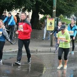 SEB Tallinna Maratoni Sügisjooks 10 km - Klaarika Kaljula (2591), Erik Joller (2609), Kristiina Valdre (8222)