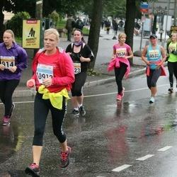 SEB Tallinna Maratoni Sügisjooks 10 km - Külli Erik (914), Dmitry Demidov (3437), Vivi Older (3536), Agnes Palm (10912)