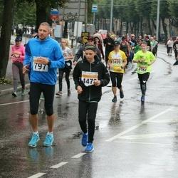 SEB Tallinna Maratoni Sügisjooks 10 km - Martin Lember (797), Kai Spitsõn (3459)