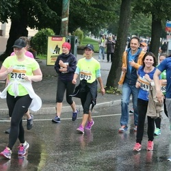 SEB Tallinna Maratoni Sügisjooks 10 km - Karl-Mikk Allas (3338), Annely Kolk (8813)