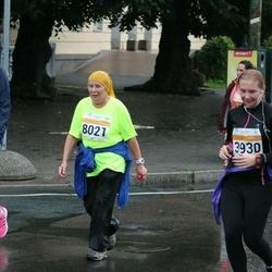 SEB Tallinna Maratoni Sügisjooks 10 km - Natalja Põlkina (3930), Ene Krigul (8021)