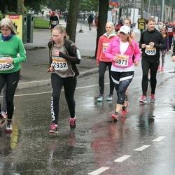 SEB Tallinna Maratoni Sügisjooks 10 km - Evelyn Tukkev (2932), Katrina Mäeorg (3277), Mart Uusmaa (3855)