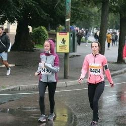 SEB Tallinna Maratoni Sügisjooks 10 km - Tiiu Reinumäe (8484)