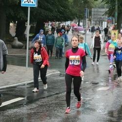SEB Tallinna Maratoni Sügisjooks 10 km - Kuldar Traks (1567), Natalja Reek (9179)