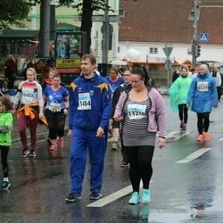 SEB Tallinna Maratoni Sügisjooks 10 km - Triin Siniorg (11219)