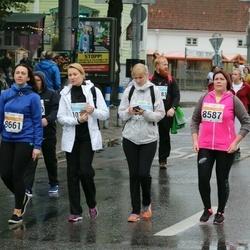 SEB Tallinna Maratoni Sügisjooks 10 km - Marju Reisner (8587)