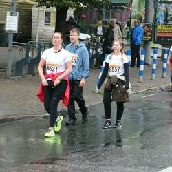 SEB Tallinna Maratoni Sügisjooks 10 km - Marion Reinmann (8521), Anastasia Petrova (8857)