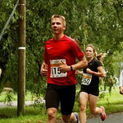 SEB Tallinna Maratoni Sügisjooks 10 km - Andi Nõmmela (1154)