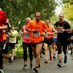 SEB Tallinna Maratoni Sügisjooks 10 km - Tõnu Sirkas (773)