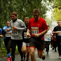 SEB Tallinna Maratoni Sügisjooks 10 km - Arvi Alamaa (604), Hedy Tamme (9213)
