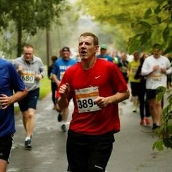 SEB Tallinna Maratoni Sügisjooks 10 km - Peedu Tammistu (3894)