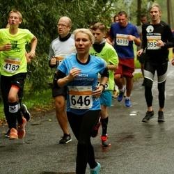 SEB Tallinna Maratoni Sügisjooks 10 km - Helena Laus (646)