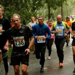 SEB Tallinna Maratoni Sügisjooks 10 km - Aleksandr Kardakov (738), Grigorev Ivan (4189), Boriss Burkov (4593)