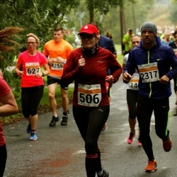 SEB Tallinna Maratoni Sügisjooks 10 km - Kai Kalamees (506)