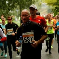 SEB Tallinna Maratoni Sügisjooks 10 km - Valdo Kütt (587)