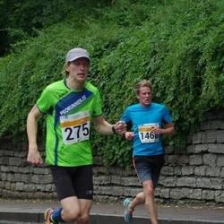 SEB Tallinna Maratoni Sügisjooks 10 km - Tarvo Siim (275)