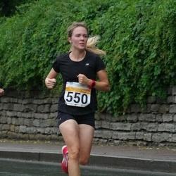 SEB Tallinna Maratoni Sügisjooks 10 km - Maria Nesterko (550)