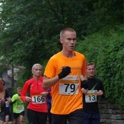 SEB Tallinna Maratoni Sügisjooks 10 km - Risto Valdner (79)
