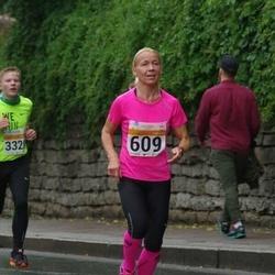 SEB Tallinna Maratoni Sügisjooks 10 km - Piret Toome (609)