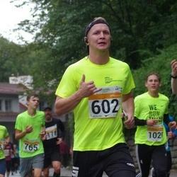 SEB Tallinna Maratoni Sügisjooks 10 km - Madis Põrk (602)